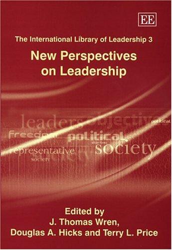 The International Library of Leadership: New Perspectives on Leadership v. 3 (Hardback)
