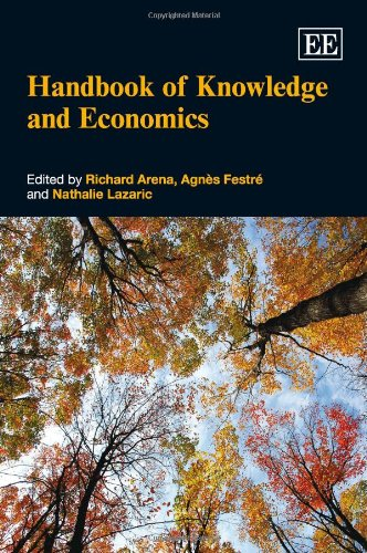 Handbook of Economics and Knowledge (Hardback)
