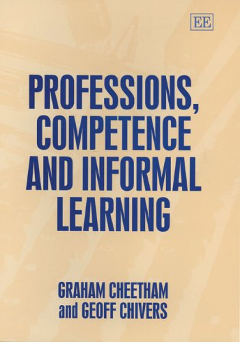 9781843764083: Professions, Competence And Informal Learning
