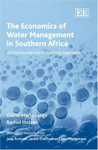 The Economics of Water Management in South: Glenn-Marie Lange, Rashid