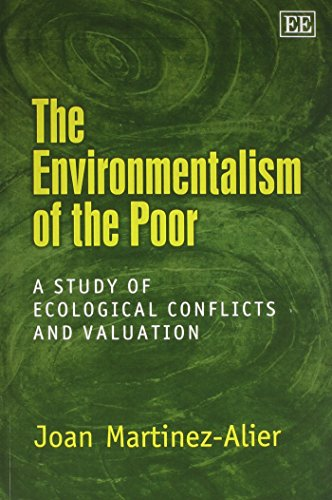 9781843764861: The Environmentalism of the Poor: A Study of Ecological Conflicts and Valuation