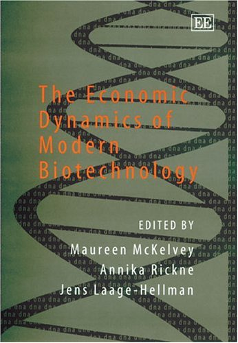 9781843765196: The Economic Dynamics Of Modern Biotechnology