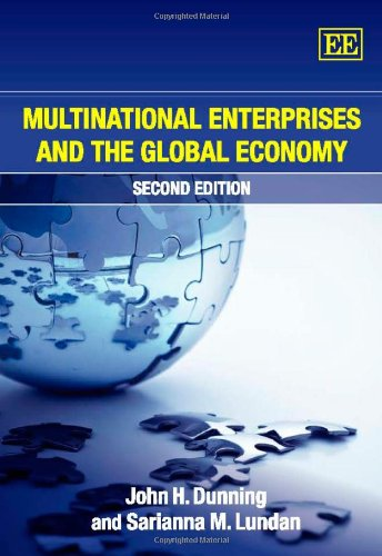 9781843765257: Multinational Enterprises and the Global Economy