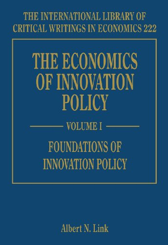 The Economics of Innovation Policy: Link, Albert N.