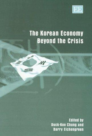 9781843766032: The Korean Economy Beyond the Crisis