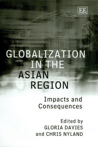 9781843766278: Globalisation in the Asian region: Impacts and Consequences