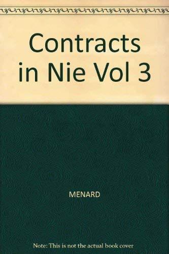Contracts in Nie Vol 3: MENARD
