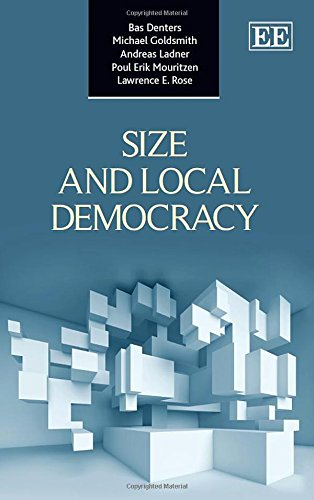 9781843766728: Size and Local Democracy
