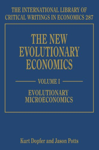 The New Evolutionary Economics (Hardback)