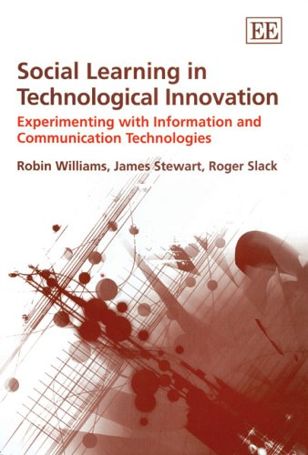 9781843767299: Social Learning in Technological Innovation: Experimenting with Information and Communication Technologies
