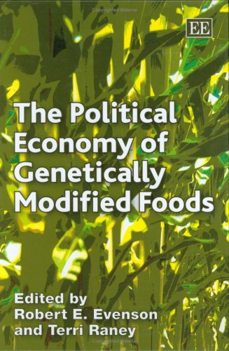 9781843767626: The Political Economy of Genetically Modified Foods (Elgar Mini Series)