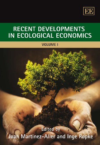 Recent Developments in Ecological Economics (Hardback)