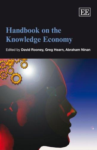 9781843767954: Handbook on the Knowledge Economy (Elgar Original Reference)