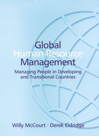 9781843768548: Global Human Resource Management: Managing People Developing and Transitional Countries