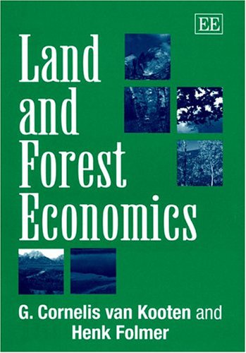 9781843768814: Land and Forest Economics