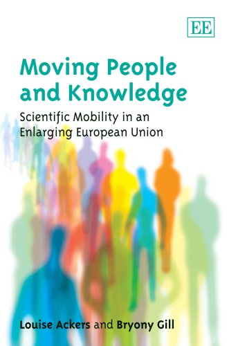 9781843769859: Moving People and Knowledge: Scientific Mobility in an Enlarging European Union