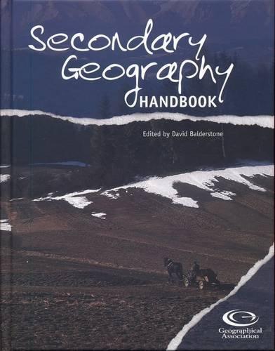 9781843771654: Secondary Geography Handbook