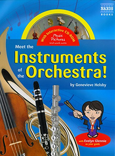 9781843791126: Meet the Instruments of the Orchestra