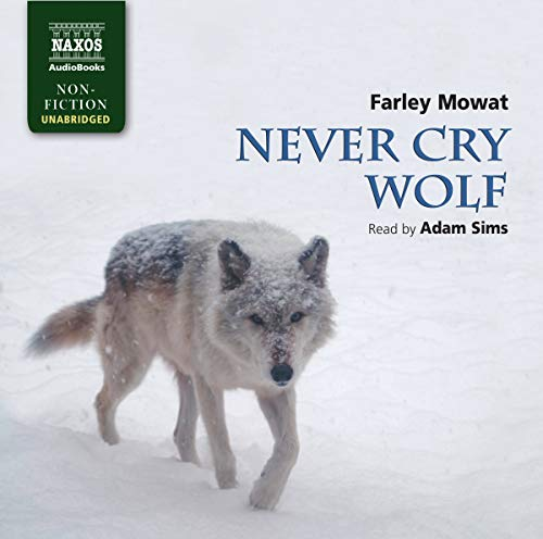 an analysis of never cry wolf a fictionalized account of farely mowats observations of wolves in sub