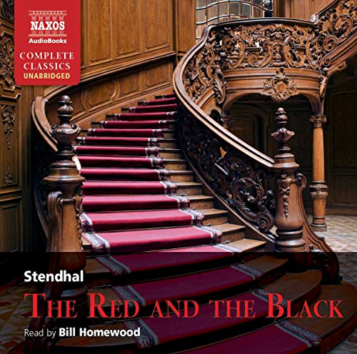 9781843793984: Red and The Black, The (Naxos Complete Classics)
