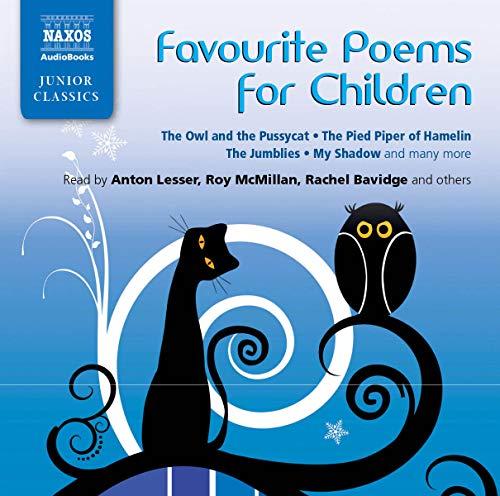 Favourite Poems for Children: Anton Lesser, Roy
