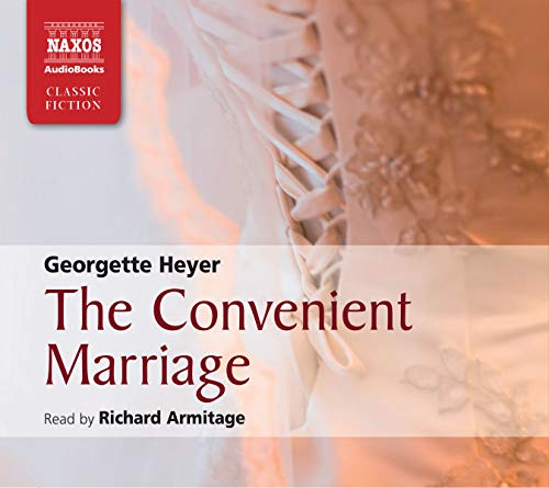 9781843794417: Convenient Marriage, The (Naxos Classic Fiction)