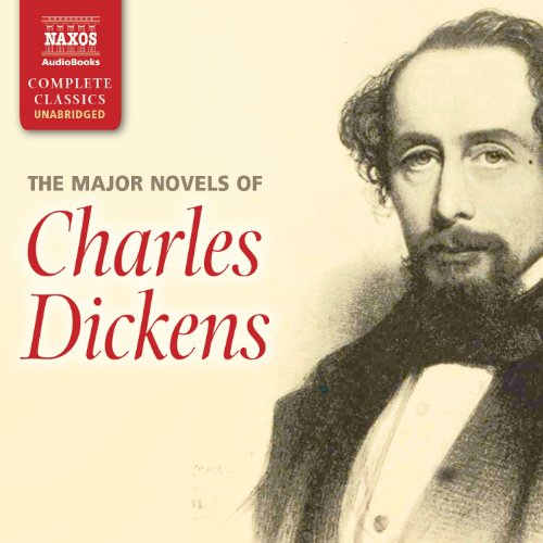 9781843797050: The Major Novels of Charles Dickens (Unabridged)