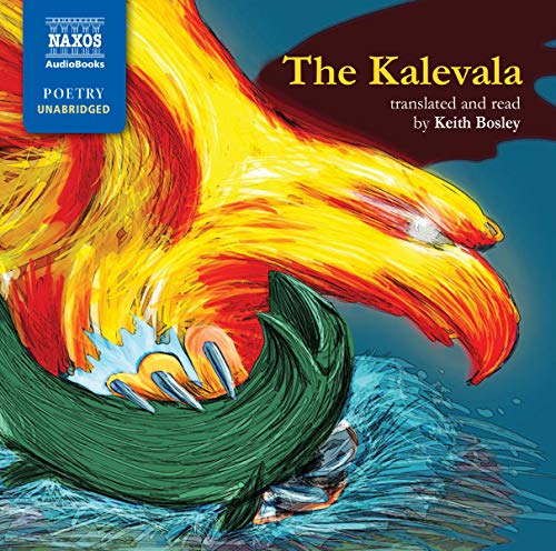 The Kalevala (Naxos Poetry) (1843797143) by Elias Lonnrot
