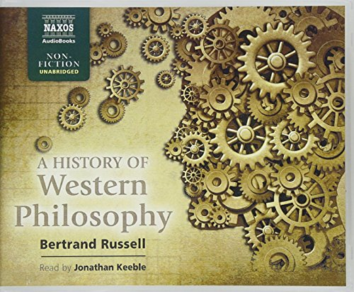 9781843797395: A History of Western Philosophy (Naxos Audiobooks Non-Fiction)