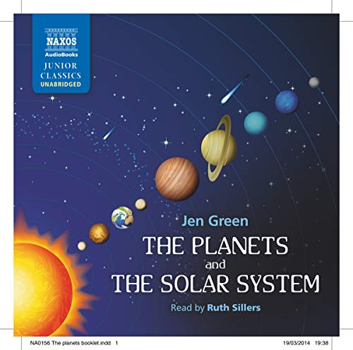 9781843797852: The Planets and the Solar System (Naxos Junior Classics)