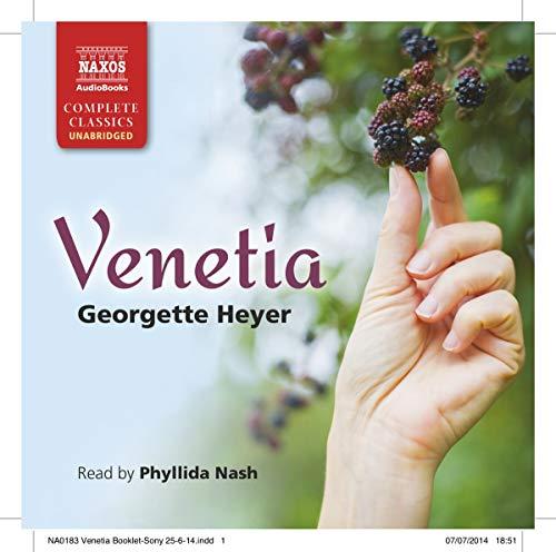 Venetia: Georgette Heyer