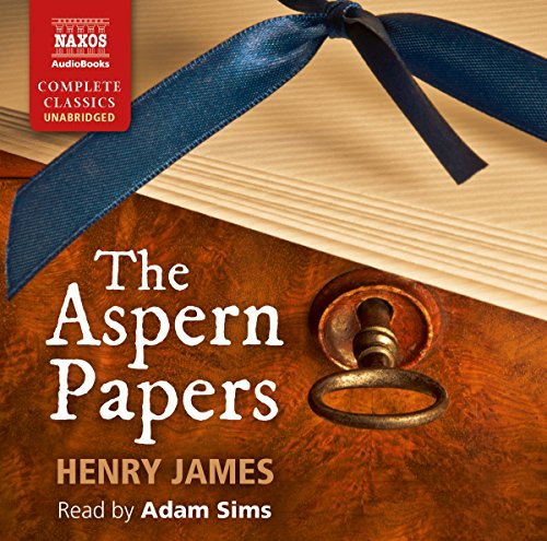 9781843799863: The Aspern Papers (Naxos Complete Classics)
