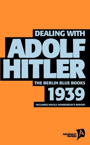 9781843810469: Dealing with Adolf Hitler