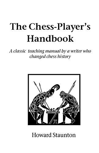 9781843820888: Chess Player's Handbook, The