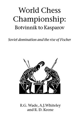 9781843821182: World Chess Championship: Botvinnik to Kasparov (Hardinge Simpole Chess Classics)