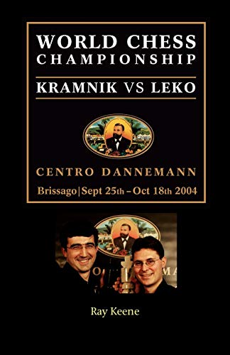 9781843821601: World Chess Championship: Kramnik vs. Leko 2004