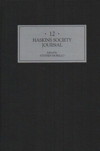 9781843830085: The Haskins Society Journal 12: 2002. Studies in Medieval History