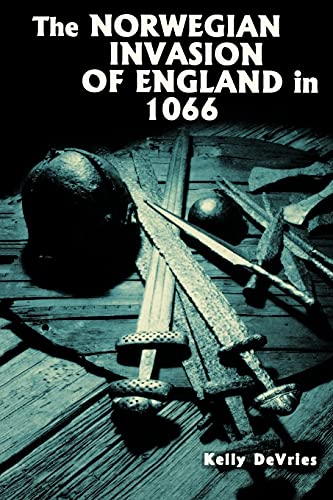 9781843830276: The Norwegian Invasion of England in 1066 (Warfare in History volume 8 ISSN 1358-779X)