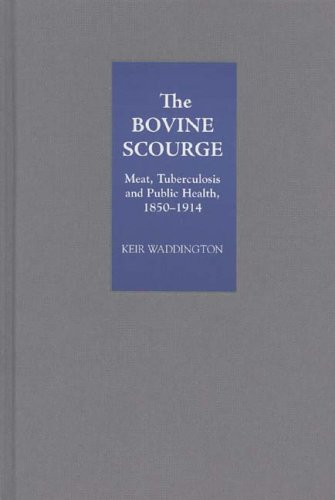 9781843831938: The Bovine Scourge: Meat, Tuberculosis and Public Health, 1850-1914