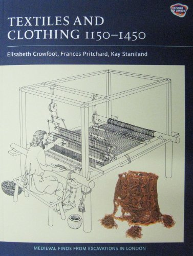 9781843832393: Textiles and Clothing, c.1150-1450