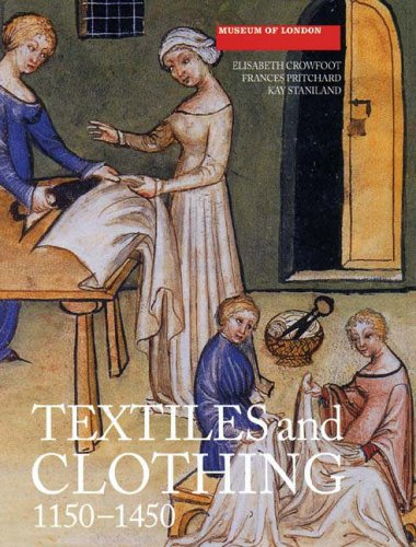9781843832393: Textiles and Clothing, c.1150-1450: Finds from Medieval Excavations in London (Medieval Finds from Excavations in London): 04