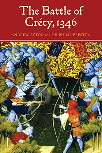 9781843833062: The Battle of Crécy, 1346 (Warfare in History)