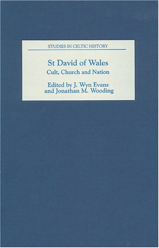 9781843833222: St. David of Wales: Cult, Church and Nation (Studies in Celtic History)