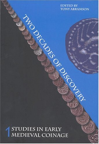 9781843833710: Studies in Early Medieval Coinage 1: Two Decades of Discovery