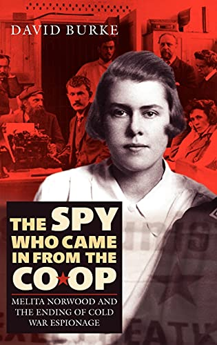 The Spy Who Came in from the Co-op: Burke, David