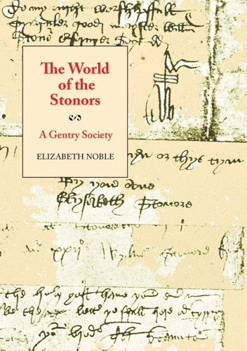 9781843834298: The World of the Stonors: A Gentry Society