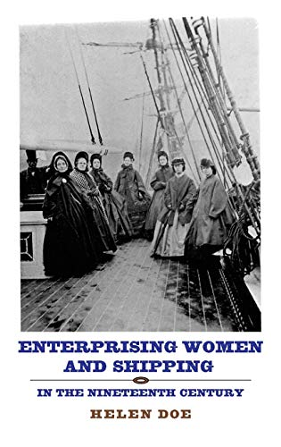 9781843834724: Enterprising Women and Shipping in the Nineteenth Century