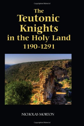 9781843834779: The Teutonic Knights in the Holy Land, 1190-1291