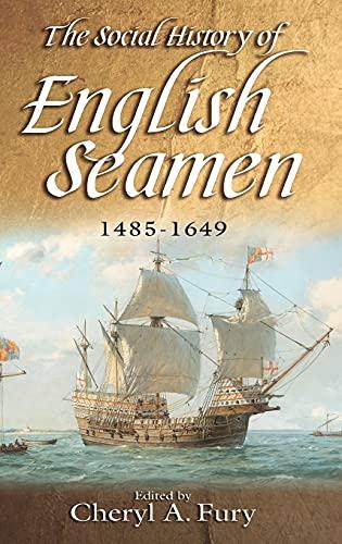 9781843836896: The Social History of English Seamen, 1485-1649
