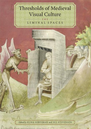 9781843836971: Thresholds of Medieval Visual Culture: Liminal Spaces (Boydell Studies in Medieval Art and Architecture)